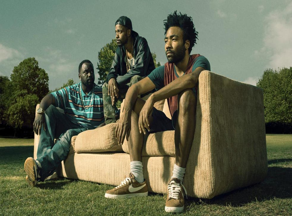 Donald Glover's series Atlanta was one of the biggest TV hits of 2016
