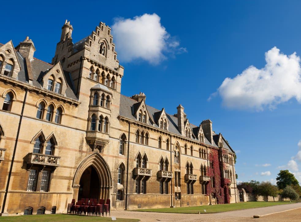 Christ Church College, Oxford University