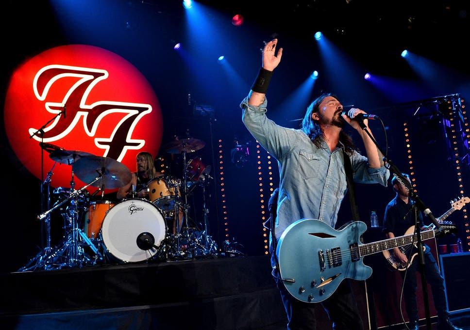 dc3ba1dac58d21 Glastonbury Festival 2017  Foo Fighters announced as Saturday night ...