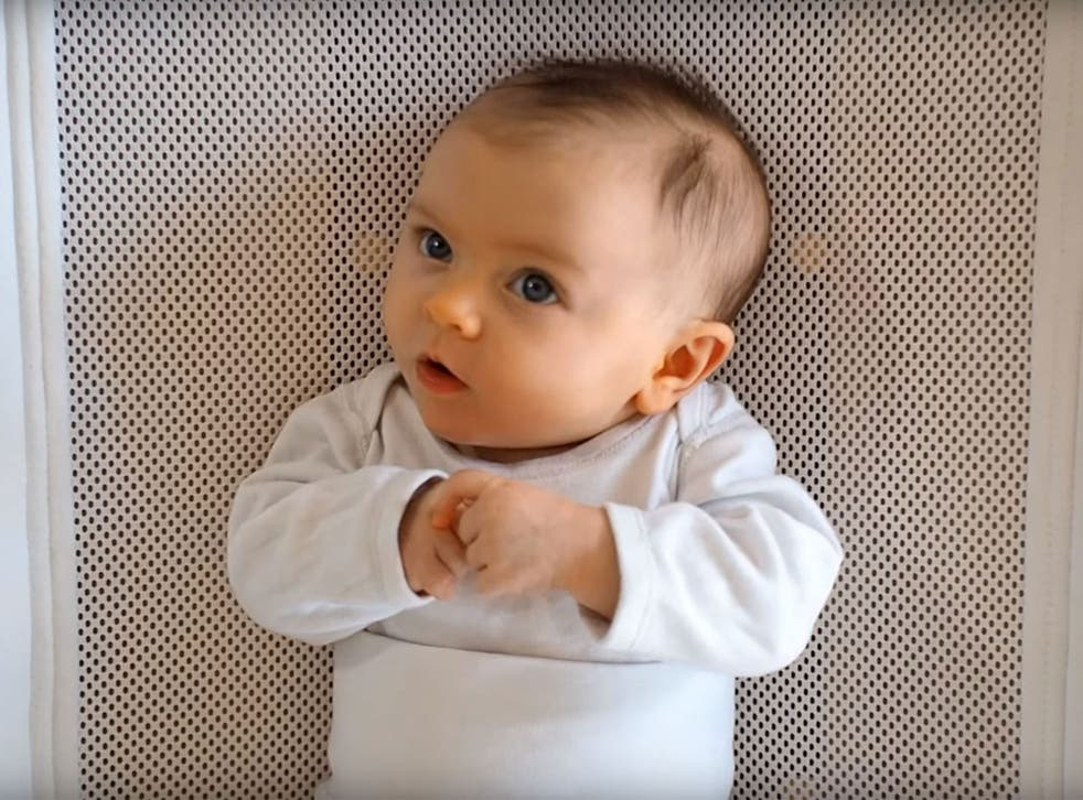 The Familings baby mattress allows air to pass through it – making the mattress safer than ordinary mattresses for infants