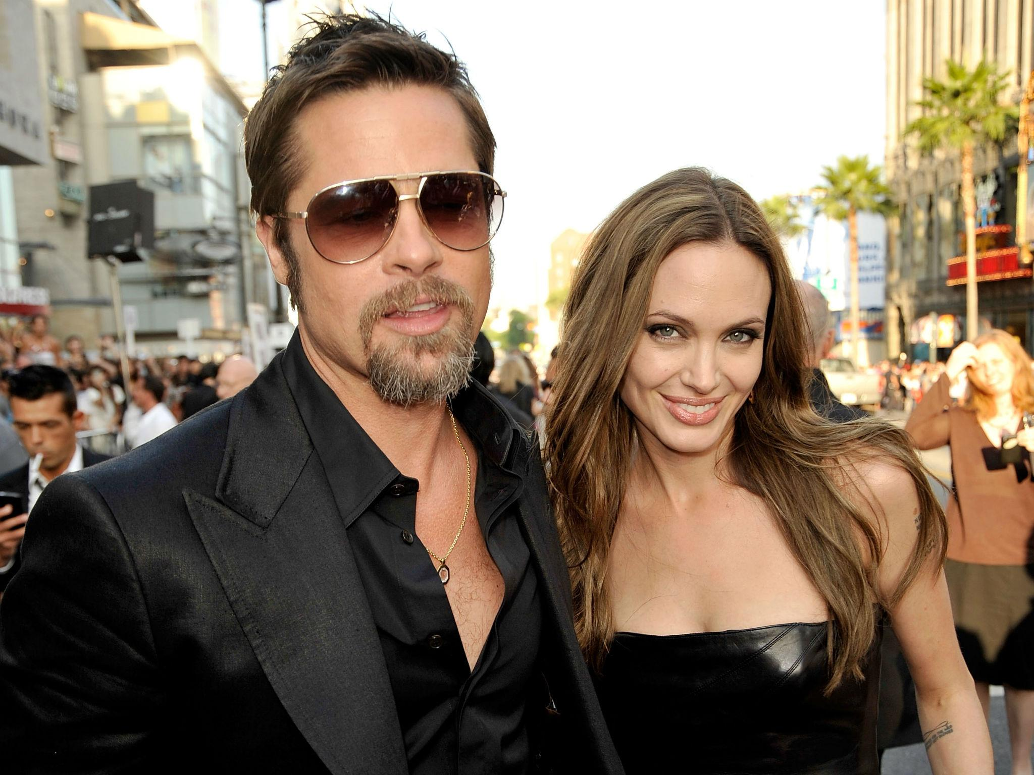 Angelina Nude Video angelina jolie: how one interview on brad pitt changed