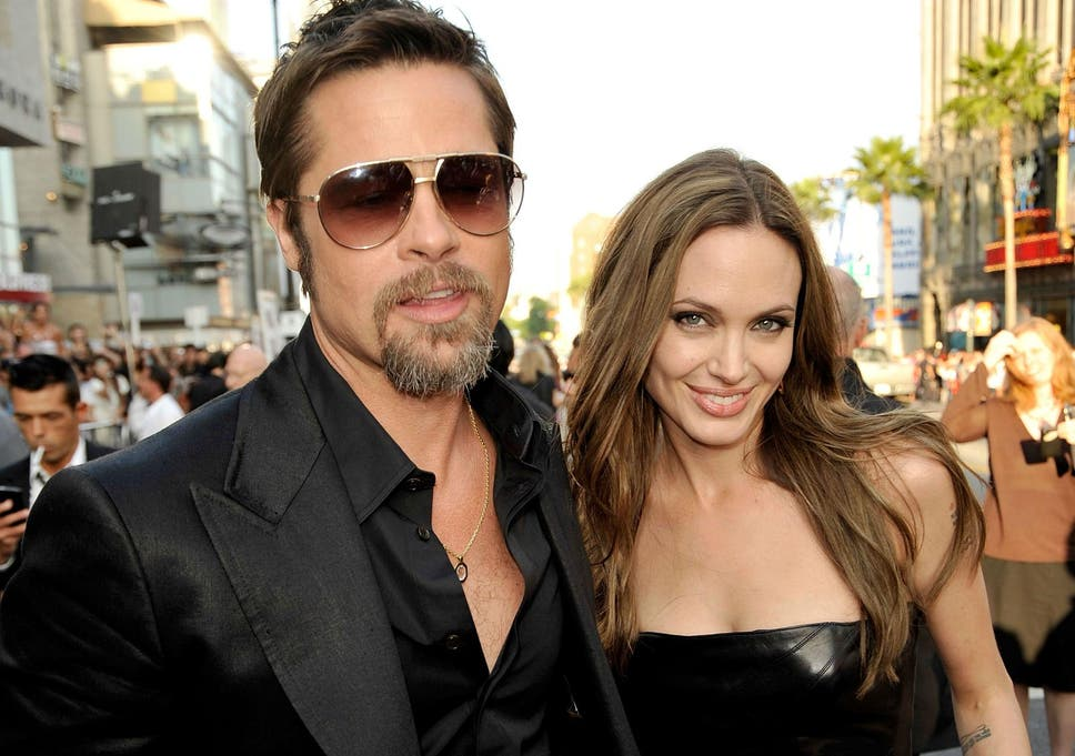 ca2cf4311fd33 Angelina Jolie  How one interview on Brad Pitt changed public perception  and established the Jennifer Aniston division