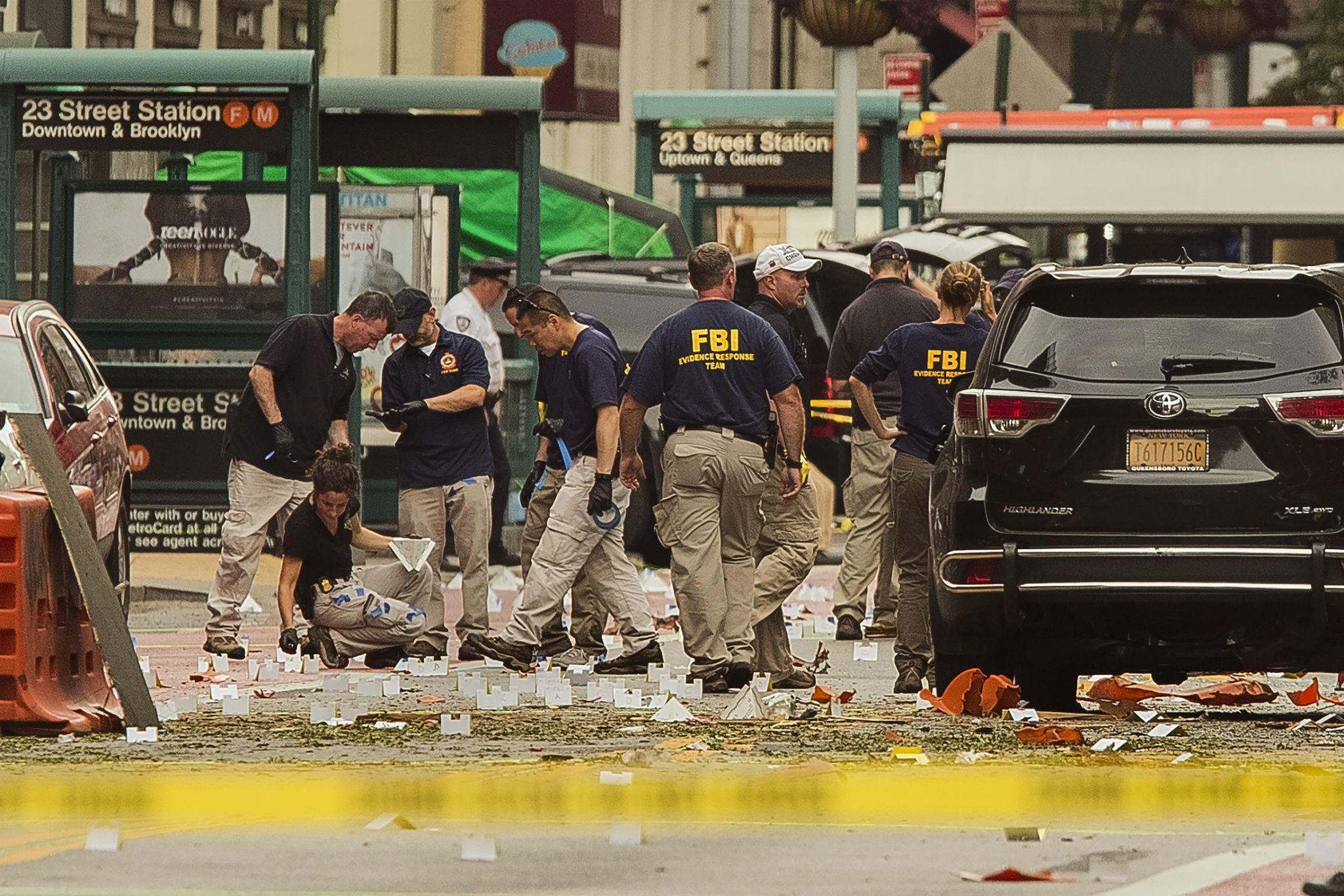 new york bombing latest news breaking stories and comment the