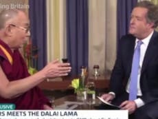 China angered by Dalai Lama's appearance on John Oliver's Last Week