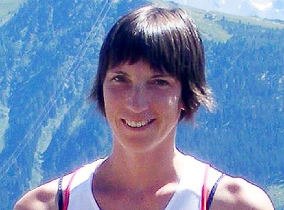 Former fell-running champion Lauren Jeska has admitted stabbing three UK Athletics coaches