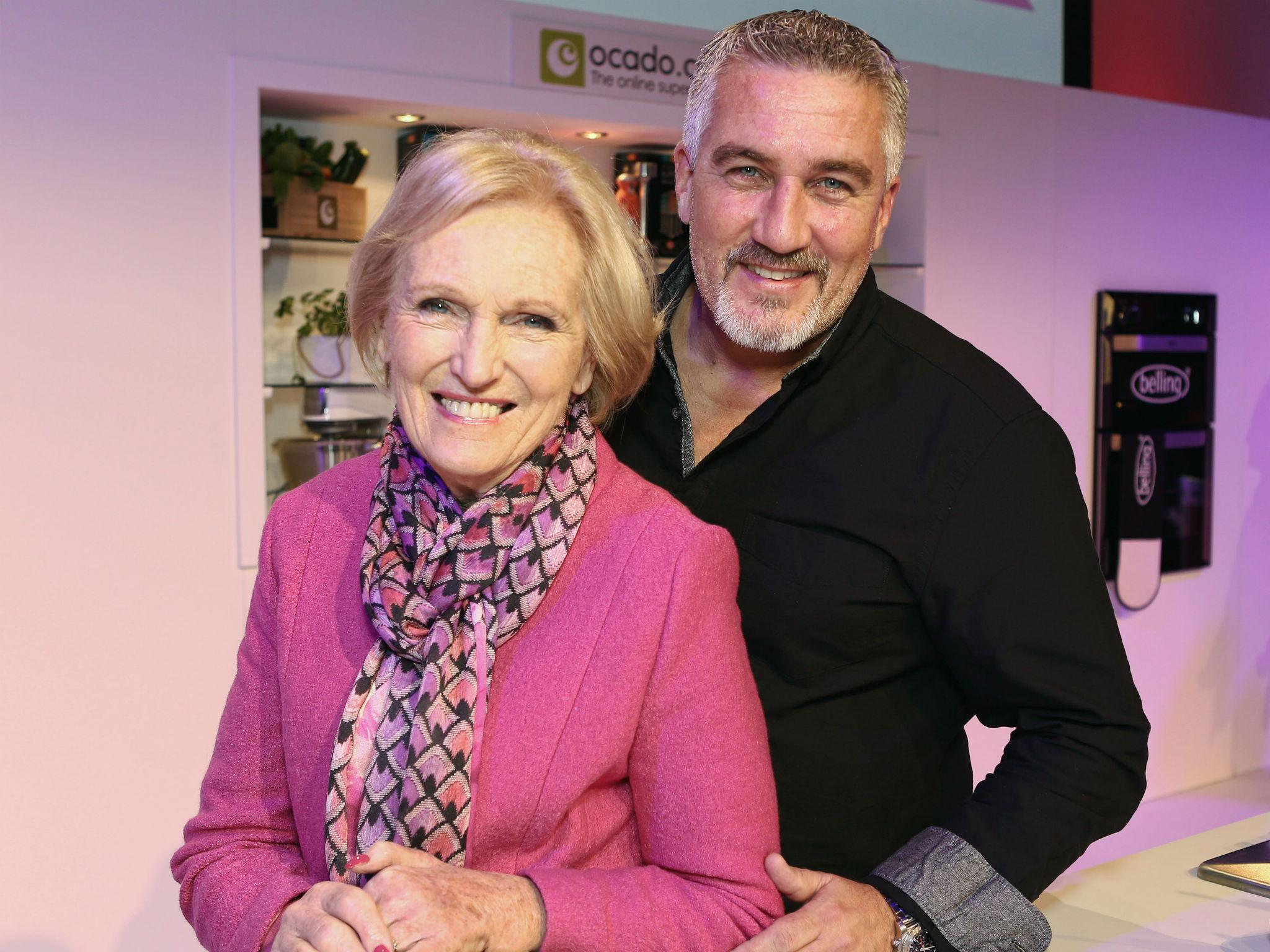 Paul Hollywood's Most Memorable Quotes About Mary Berry
