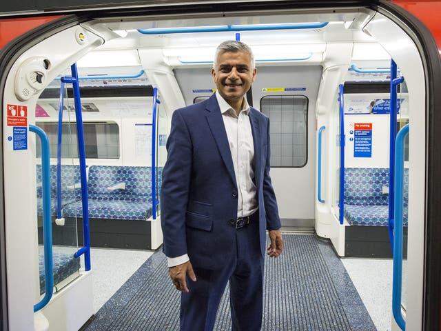 "Critics said Sadiq Khan had failed to fulfil his manifesto pledge that Londoners would ""not pay a penny more"""