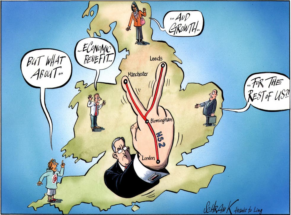 HS2: An infrascture project of questionable benefit