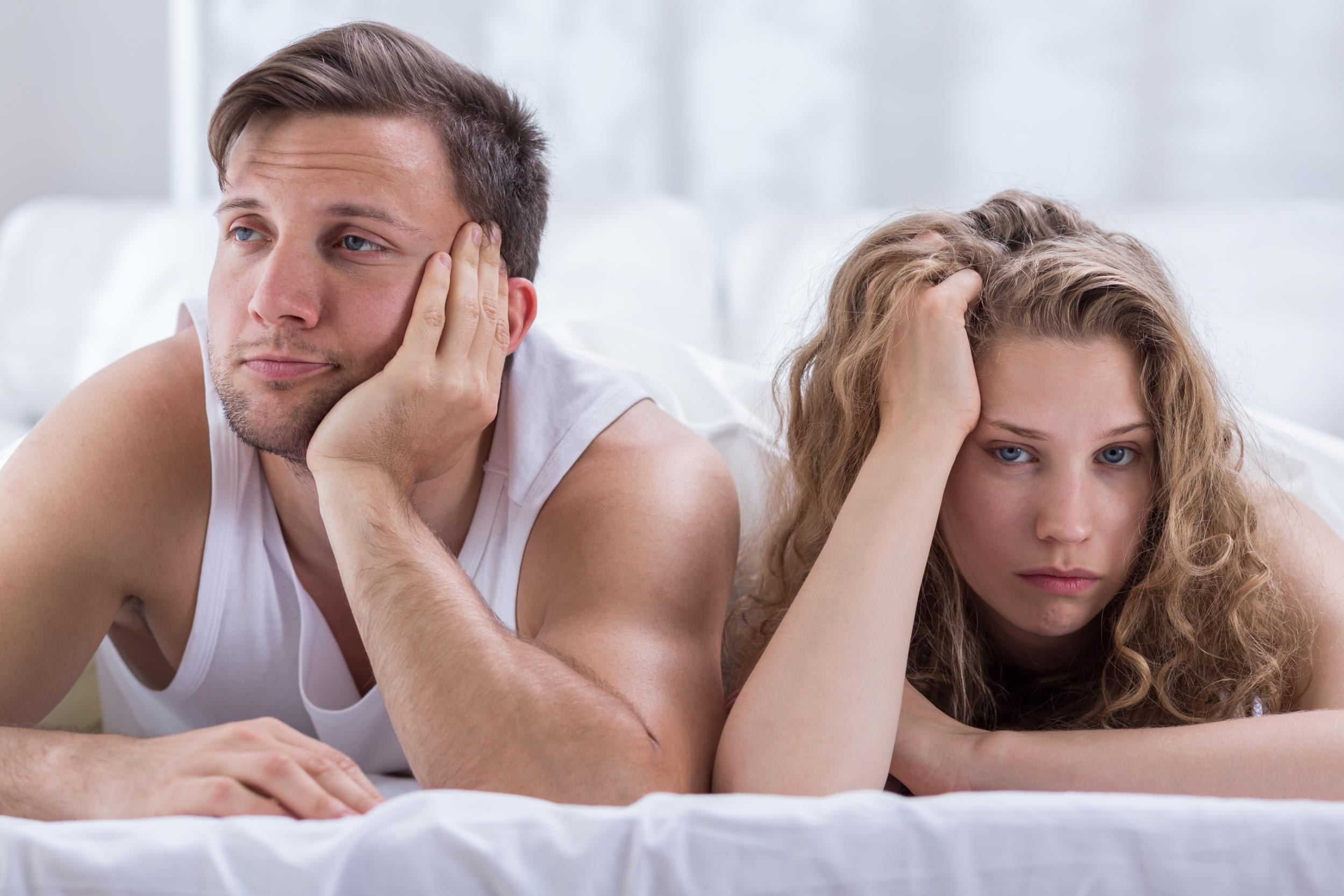 The one big mistake men make in bed that is ruining women's love life