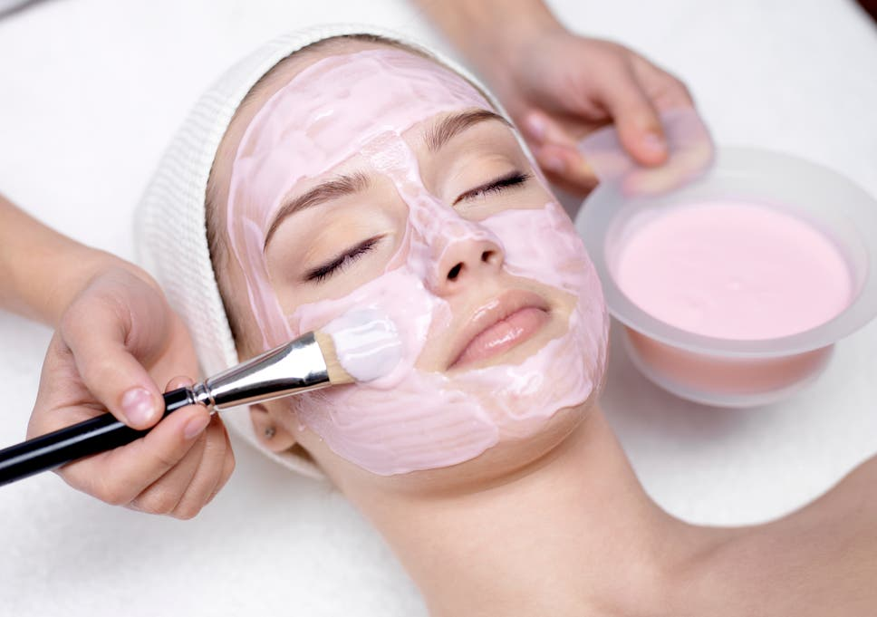 Beauty facial mask