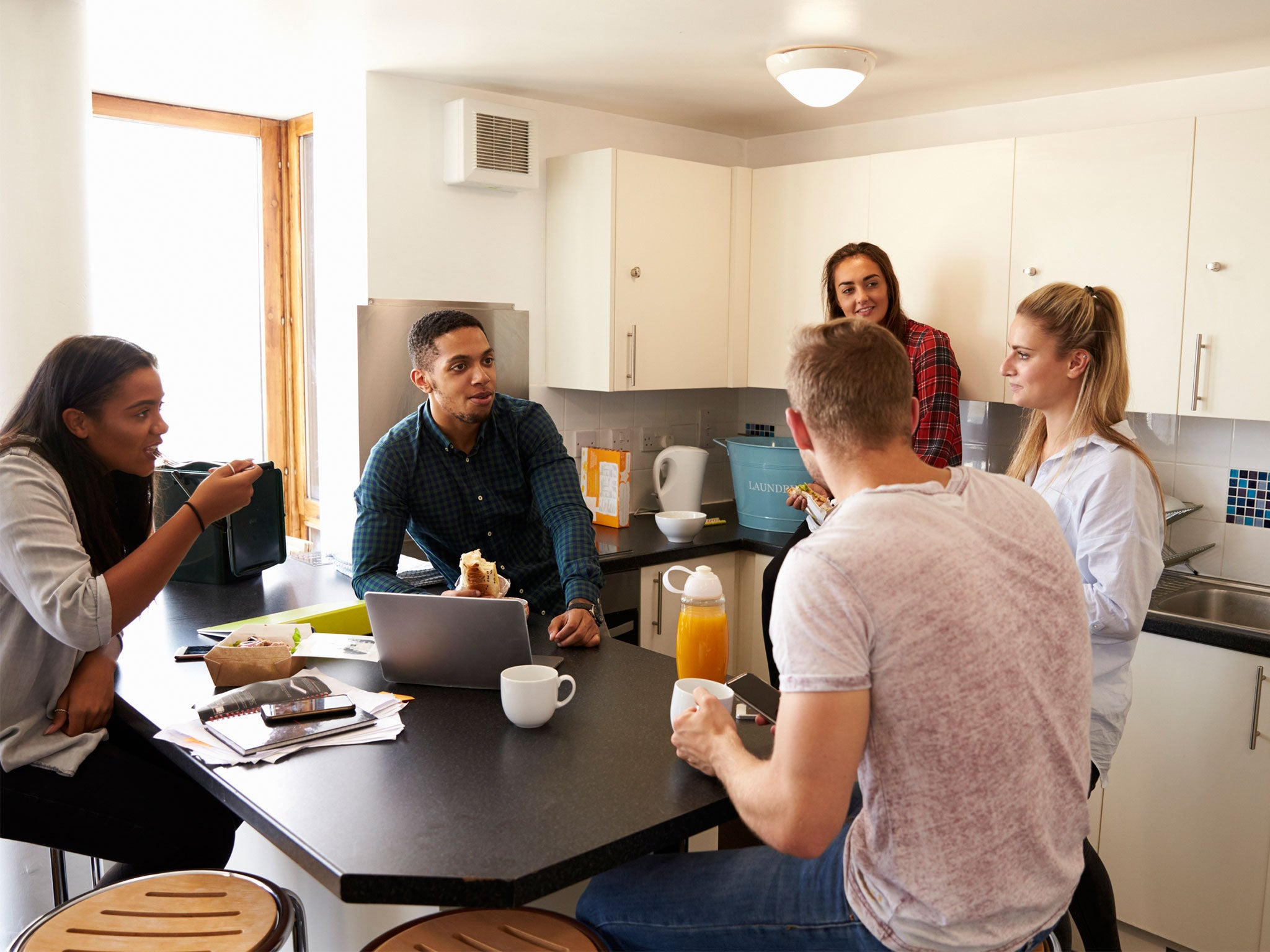 University accommodation: The pros and cons of living in halls | The Independentindependent_brand_ident_LOGOUntitled