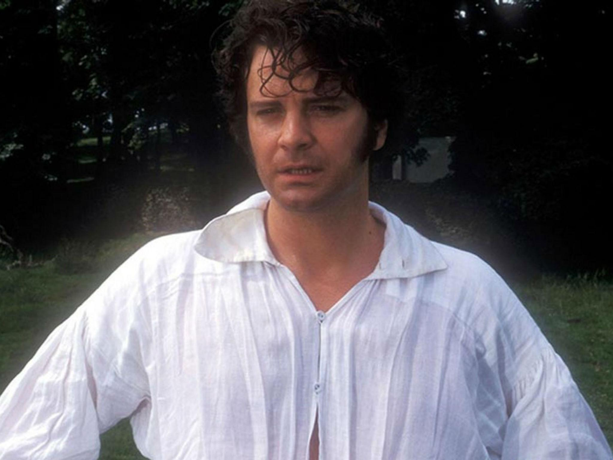 Colin Firth nearly mis...