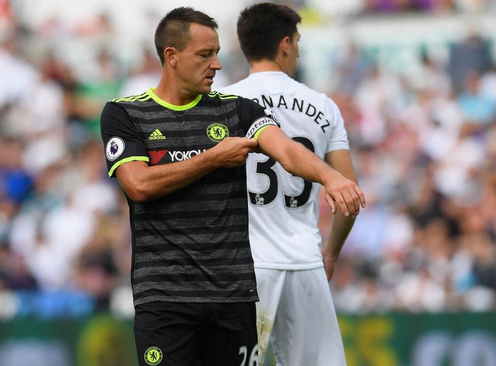 Harry Redknapp is keen on bringing John Terry to Swansea with him