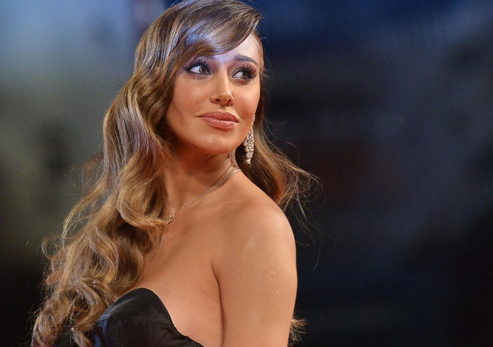 Actress And Model Belen Rodriguez Sex Tape Scandal