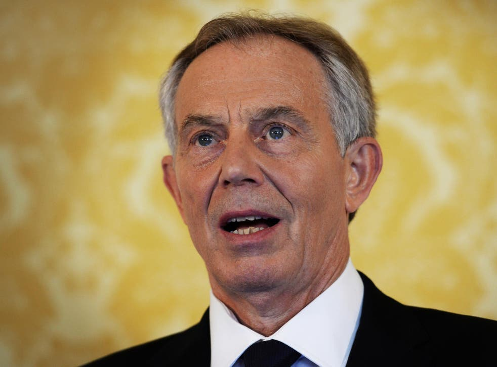 The former Prime Minister has not ruled out a return to front-line politics
