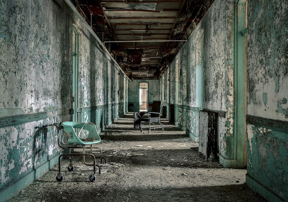 The Abandoned Asylums Of North America The Independent
