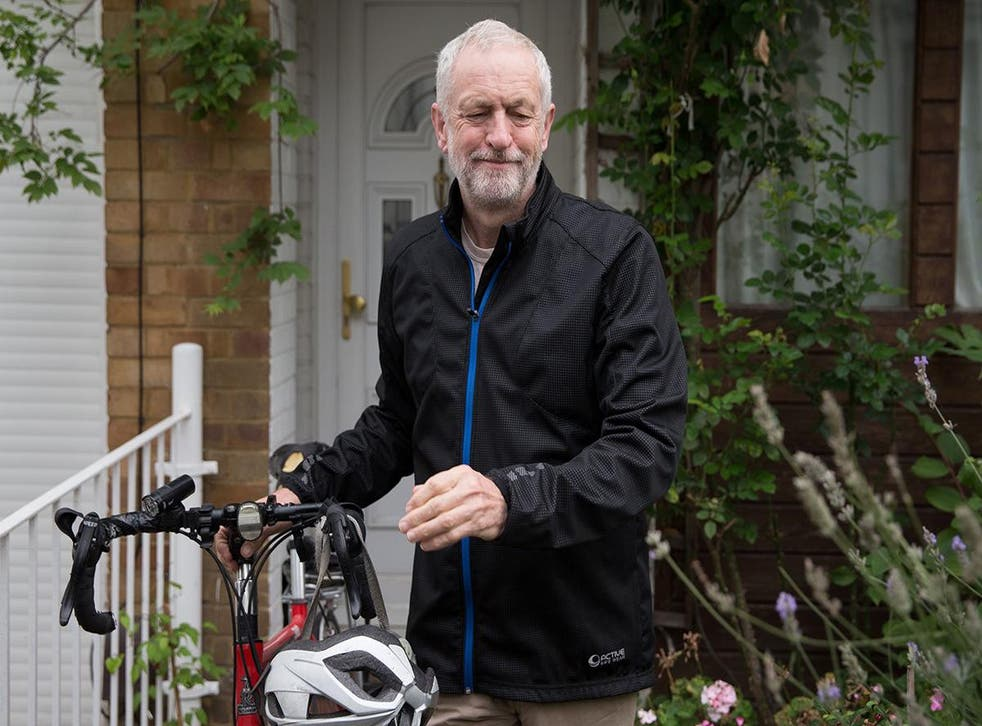 Jeremy Corbyn, who won the Labour leadership election after being challenged by Owen Smith