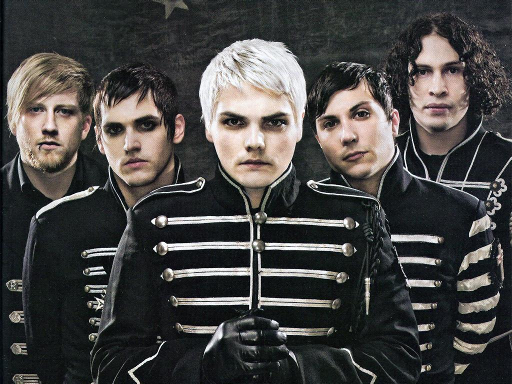 My Chemical Romance Release Tenth Anniversary Reissue Of Concept Album Black Parade