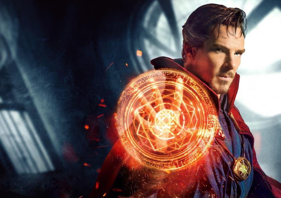 Marvel shifted Doctor Strange for Benedict Cumberbatch despite