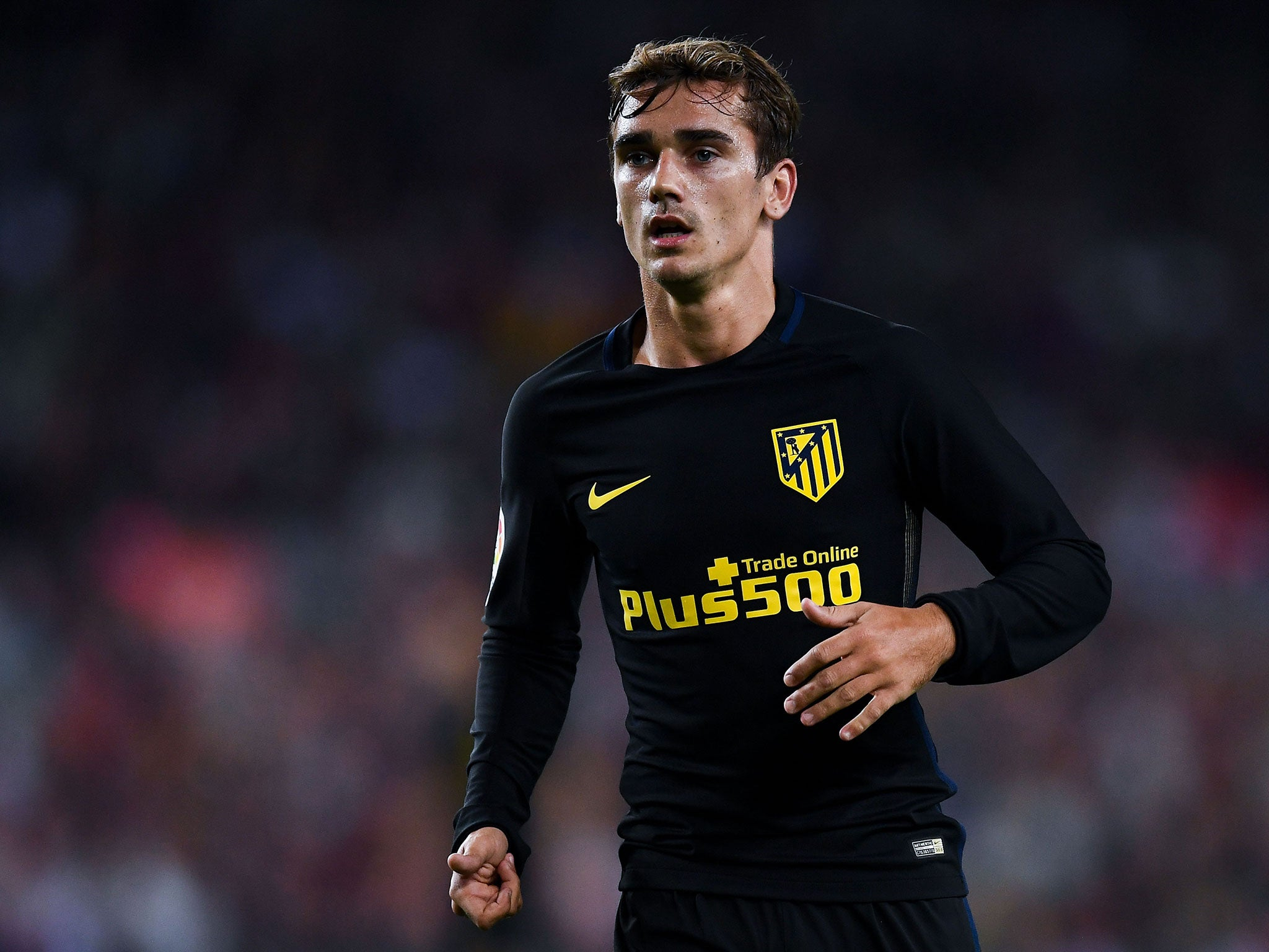 Griezmann at Man Utd in Beckham&#39-s number seven jersey would be ...