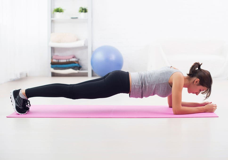 how to plank and increase your core strength without injuring