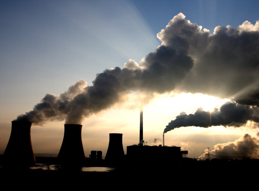 Coal-fired power stations in the Netherlands