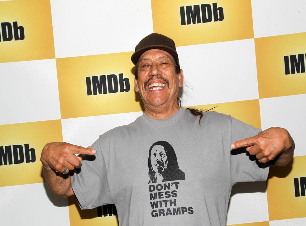 Actor Danny Trejo attends the IMDb Yacht at San Diego Comic-Con