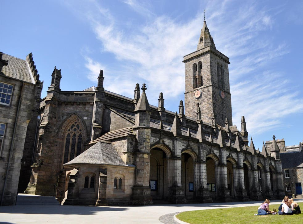 The University of St Andrews jumped three places on last year's rankings for teaching quality