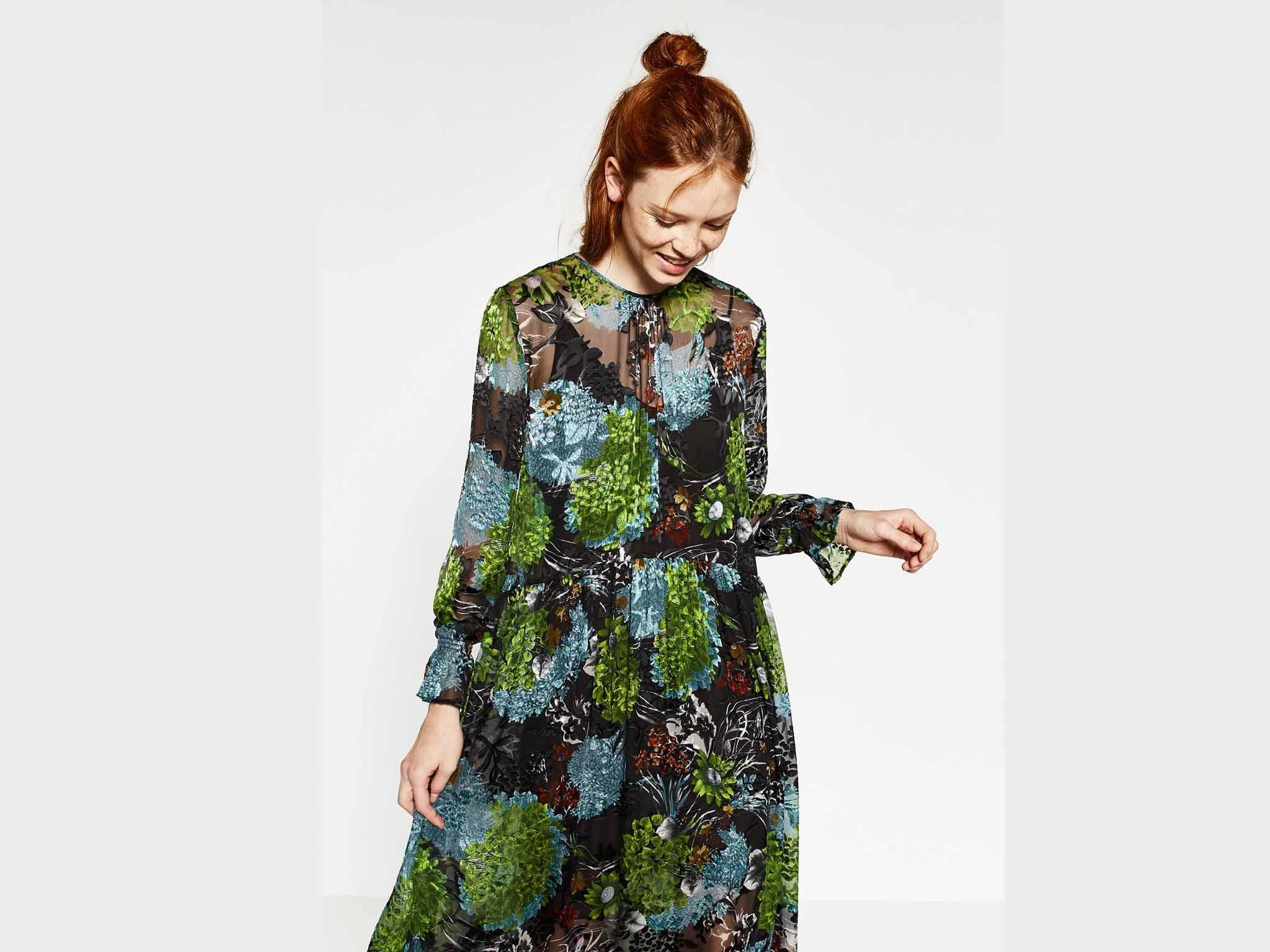 11 High Street Dresses Youll Want To Live In This Autumn The