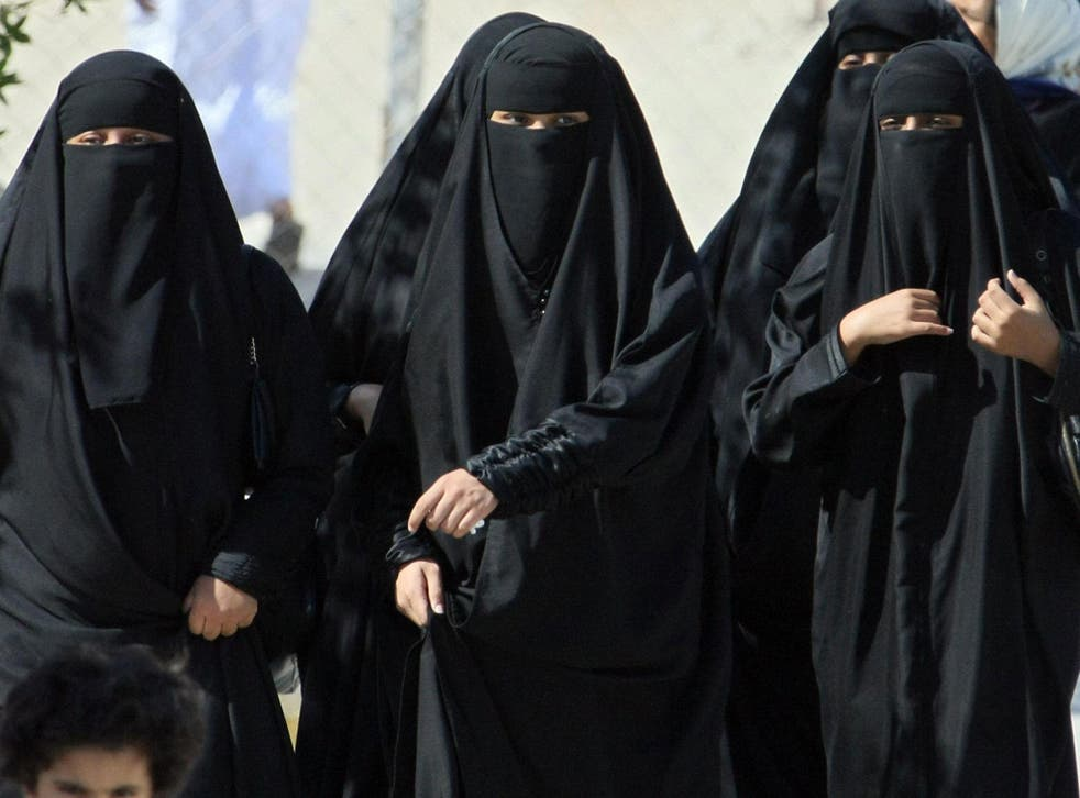 Under Saudi law all women must have a male guardian who gives them permission to study, travel abroad or marry