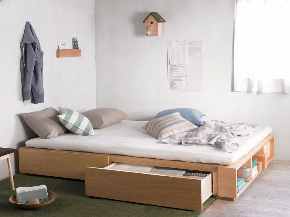 9 best storage beds the independent get a good nights sleep and hide unnecessary clutter with a well made piece of furniture fandeluxe Images