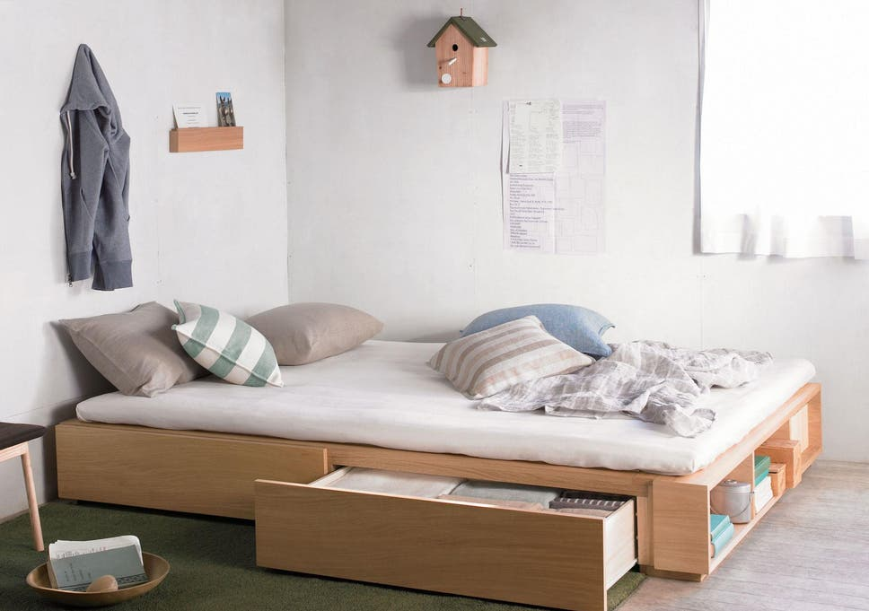 Surprising Muji Bed Frame Review Home Interior And Landscaping Ologienasavecom