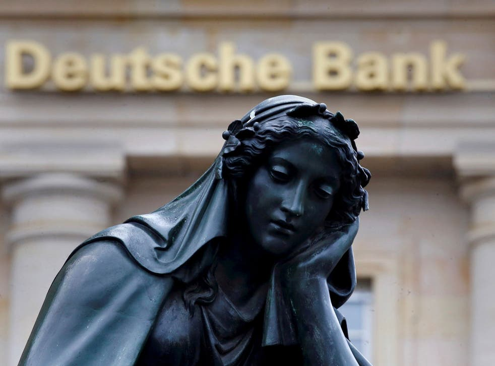 Most of Deutsche Bank's UK staff are based in London
