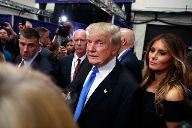 Mr Trump, who called former Miss Universe Alicia Machado 'disgusting' over false claims she had appeared in a sex tape, has not always been so prudish