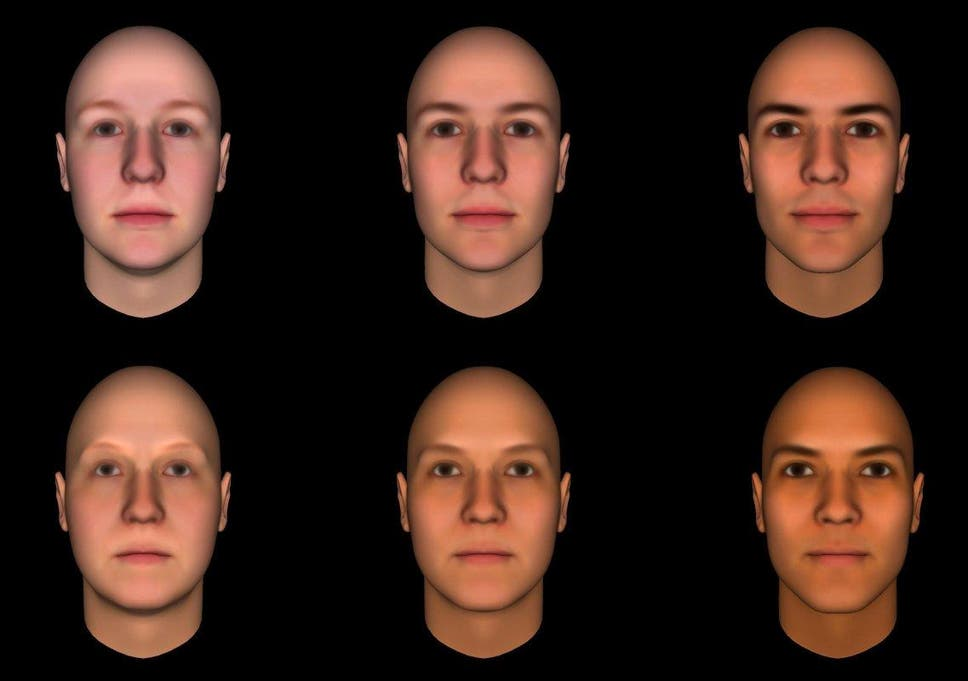 Here's how people judge you based on your face | The Independent