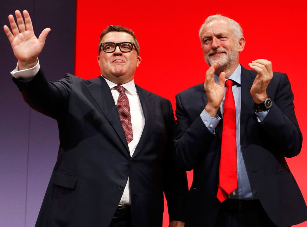 Jeremy Corbyn and Tom Watson put on a show of unity – but their relationship is troubled