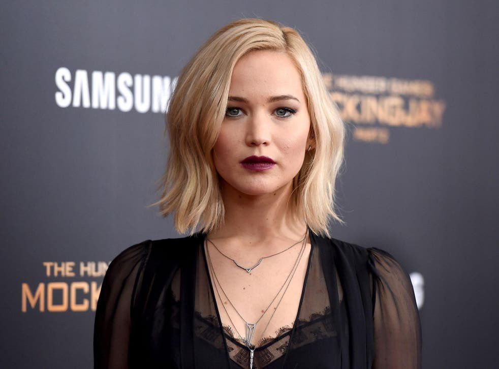 Jennifer Lawrence was one of the first actresses to be targeted by hackers leaking naked pictures of celebrity women