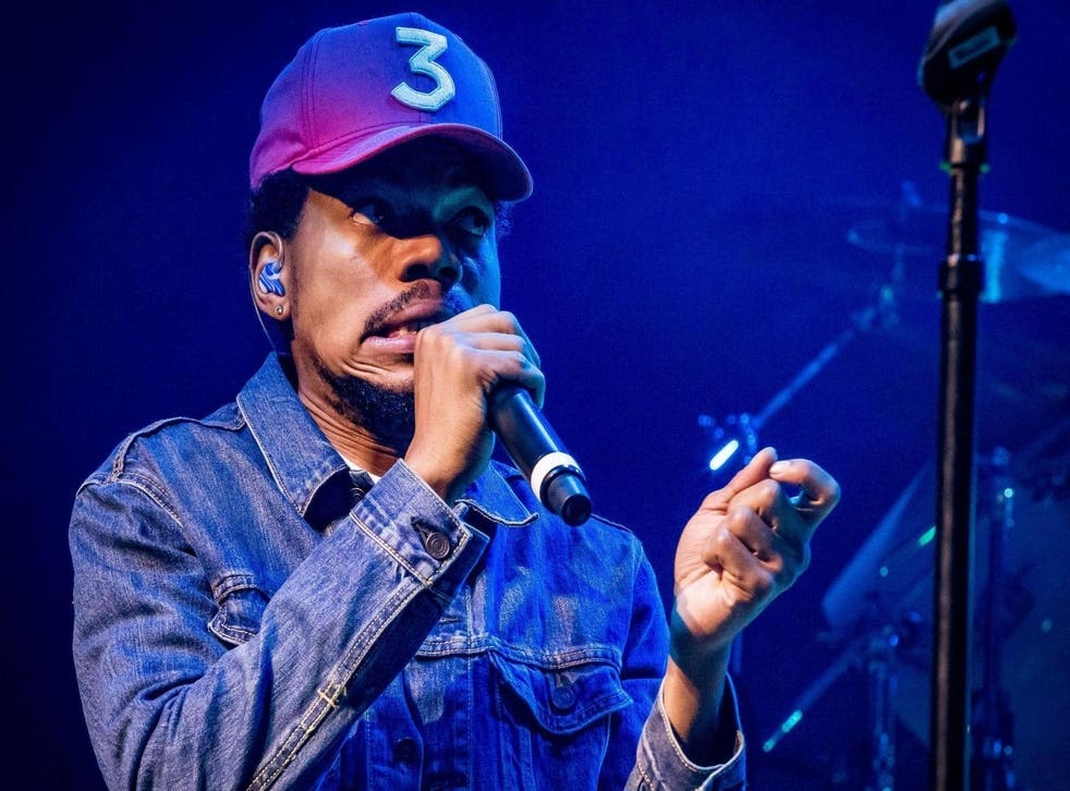 Chance the Rapper is here to help