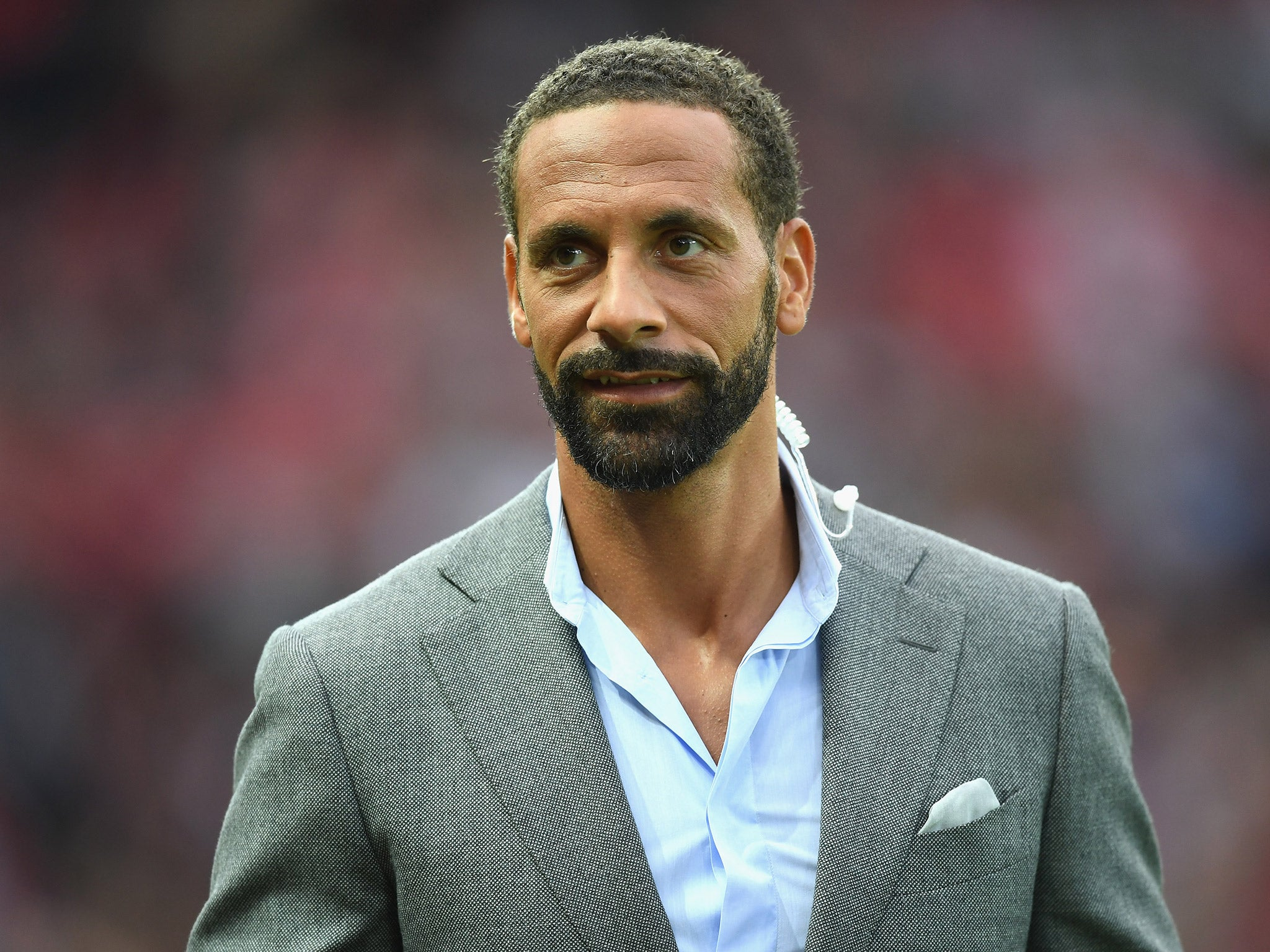 Rio Ferdinand donates £500 000 worth of toys to children who would