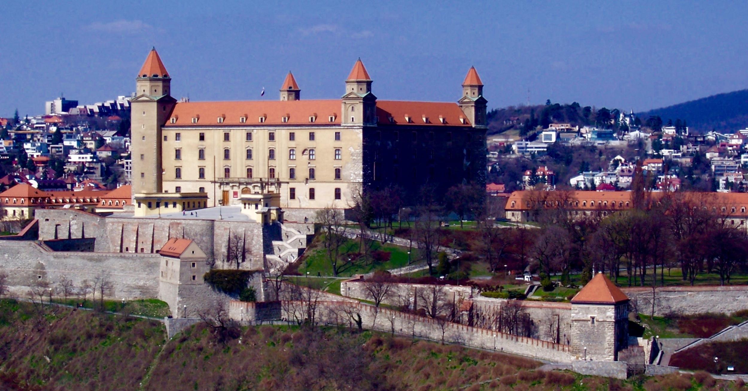 Bratislava Castle ...