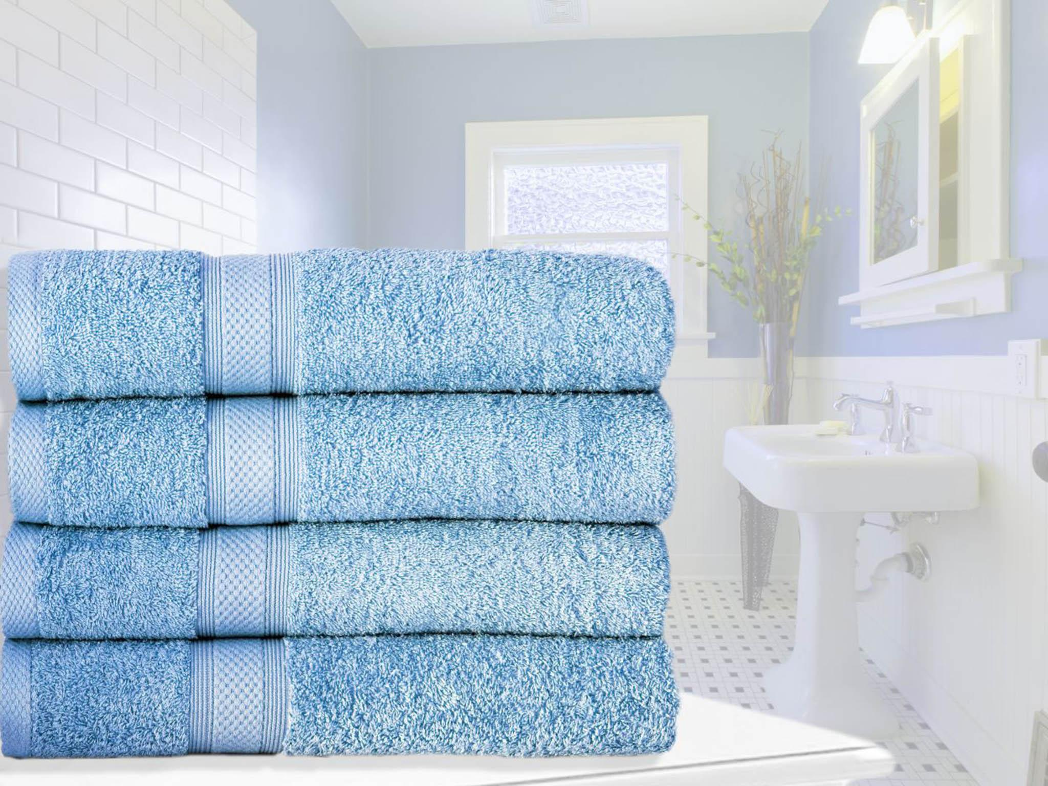 Here 39 s how often you should wash your bath towel the How often to wash bath towels