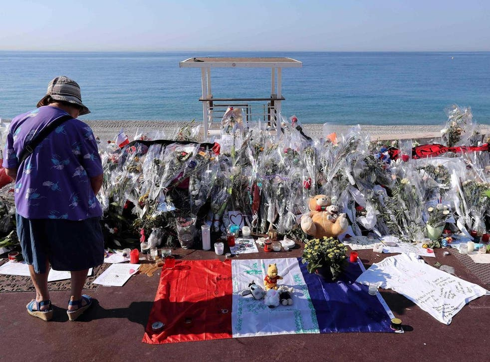 Several terror plots have been foiled in the Nice area since the July attack, which killed 84 people and injured 202 others