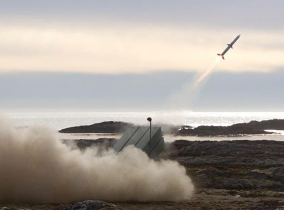 The NASAMS missile system will provide sturdy air protection for Lithuania and the other Baltic states