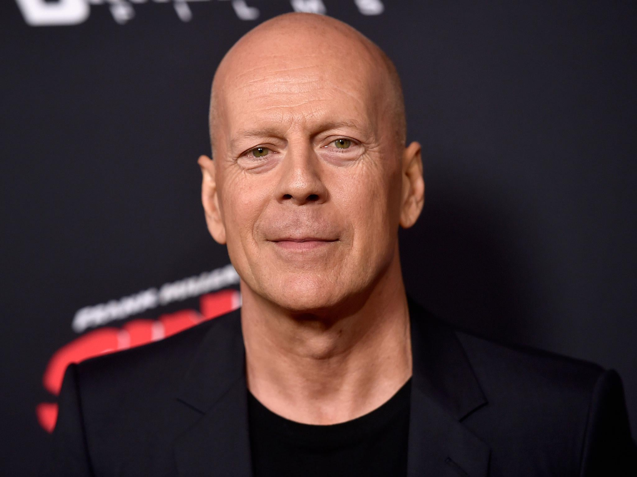 Death Wish remake: Bru... Bruce Willis