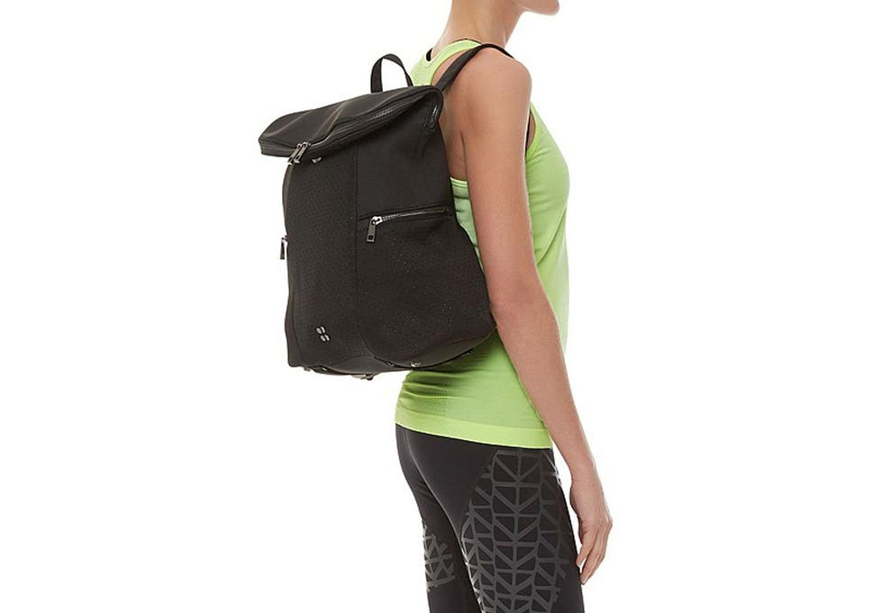 Tote your workout gear in style with a practical but chic carrier 447534adbd