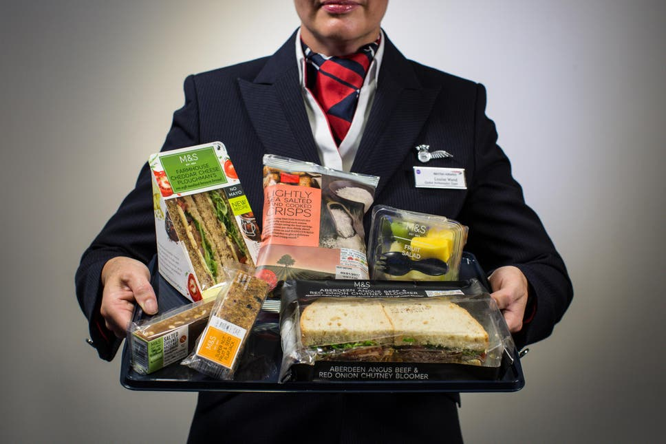 British airways to charge for inflight food and drink on european snack attack ba will charge economy passengers for meals and drinks from 11 january reheart Choice Image