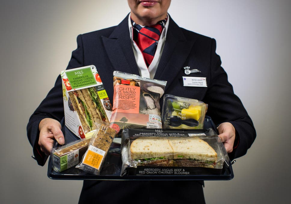 British airways to charge for inflight food and drink on european snack attack ba will charge economy passengers for meals and drinks from 11 january reheart Image collections
