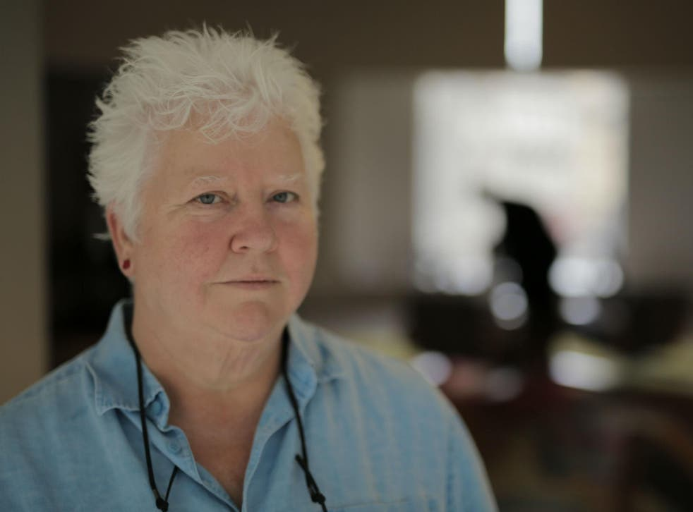 Best-selling crime author Val McDermid