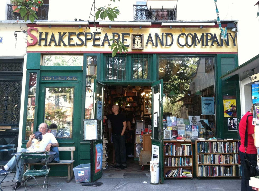 The shop was 'a socialist utopia masquerading as a bookstore', according to George Whitman, proprietor for more than 50 years