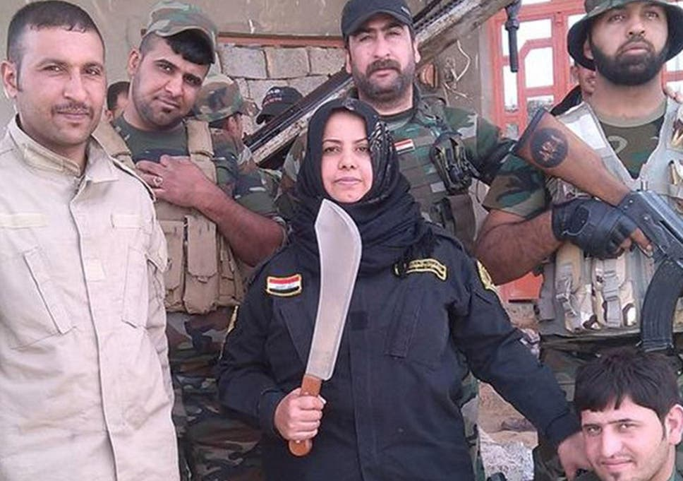 Iraqi grandmother 'decapitated Isis fighters and cooked